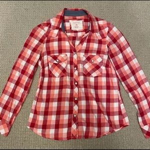 Sonoma button down shirt - 100% cotton